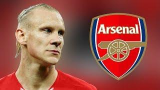 Domagoj Vida - Welcome to Arsenal ? - Amazing Defensive Skills - 2018