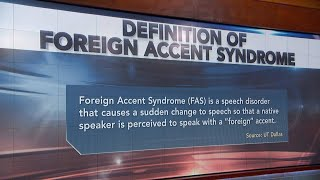 Foreign Accent Syndrome Explained