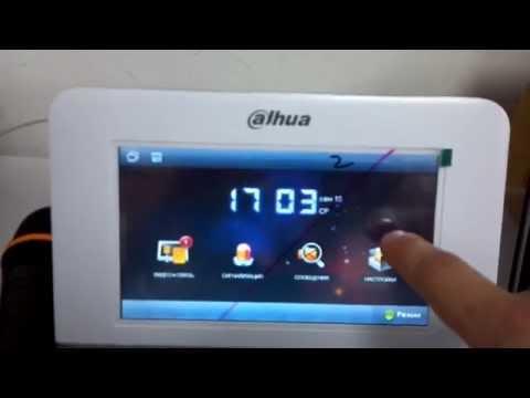 DAHUA IP doorphone