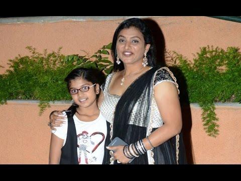 Roja Selvamani's daughter debuts as child artist | Hot Tamil CInema News