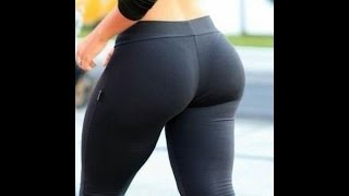 Beautiful girl with sexy ASS walking on the street !!!! 18+