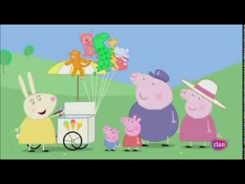 1 Hora 8 min 13 sec de Peppa Pig En Español