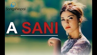 A Sani - Rabindra Kshetri | New Nepali Lok Pop Song 2017