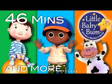 Xxx Mp4 Little Baby Bum Jumping And Dancing Nursery Rhymes For Babies Songs For Kids 3gp Sex