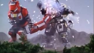 Dinosaur Laser FIght | Power Rangers/NSP MV