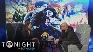 TWBA: Moira tells how her boyfriend courted her
