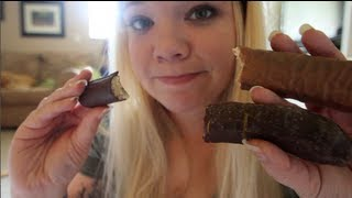 ASMR Tingle Bites -Denmark- Food Tasting!