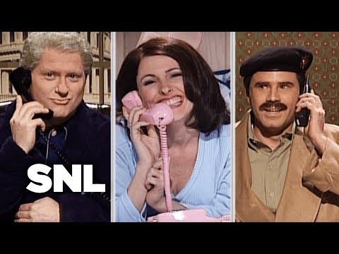 Xxx Mp4 Bill Saddam And Monica Have A Three Way Call SNL 3gp Sex