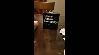 The Cards Against Humanity Green Box (Every Card)