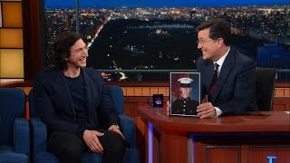 Adam Driver Trained For Juilliard By Joining The Marines