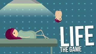 Life: The Game - Mr Nipple Face Guy! (Life The Game Funny Moments)