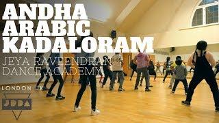 Andha Arabic Kadaloram | JRDA | Tamil Dance Class | LONDON | East Ham kids | A R Rahman | Bombay