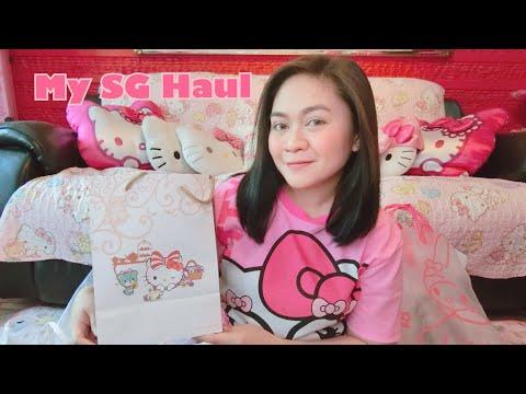 Xxx Mp4 👑My Hello Kitty Singapore Haul👑 3gp Sex