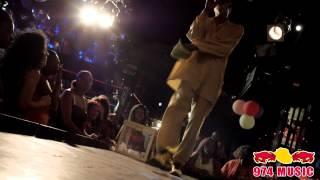 ANTHONY GUSSIE - Live au Dancing des Roches Noires - 974 Music