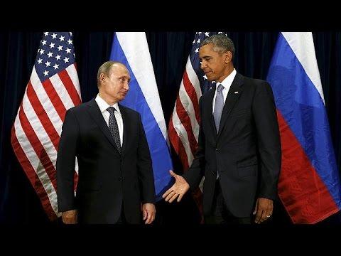 Putin'den Obama'ya dikenli zeytin dalı