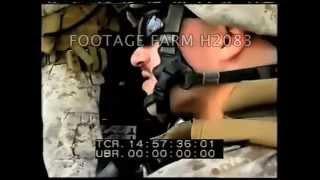 2006 Iraq War: Ramadi, US Marines w/ Iraqi Army  H2083-03