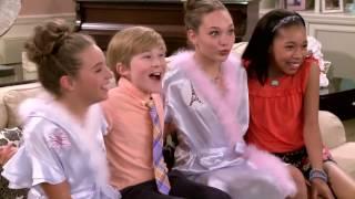 Maddie Ziegler | Nicky, Ricky, Dicky & Dawn | BTS | Nick