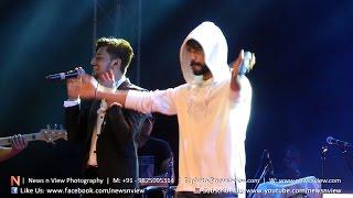Mere Nishaan Darshan Raval Live Concert in Ahmedabad with Suyash Rai