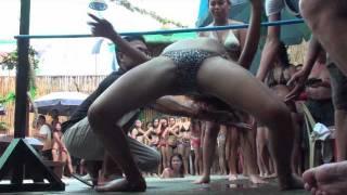 Bikini Limbo Filipina Style