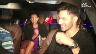 Bollywood Celebs At Akshay Kumar's Rustom GRAND Success Party 2016 - Will Smith,Alia