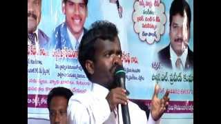 Telugu Christian Message by Rev M.Joseph