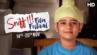 Sniff Film Festival | Amole Gupte | Sunny Gill | Trinity Pictures