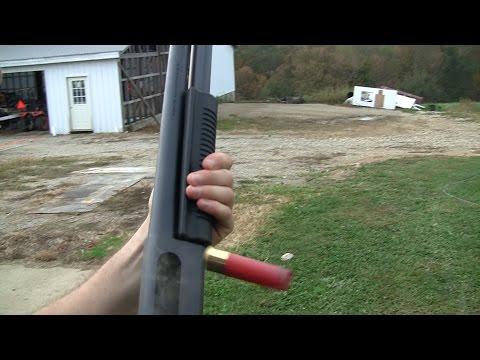 12 Gauge Shotgun Little Man Felt Recoil