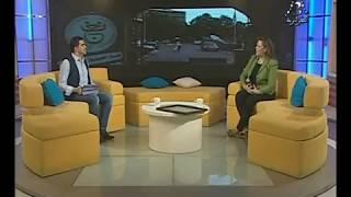 الصحفية نادية سلطاني المتوجة بجائزة رئيس الجمهورية للصحفي المحترف