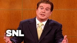 Weekend Update: Arnold Schwarzenegger on Amending Constitution - Saturday Night Live