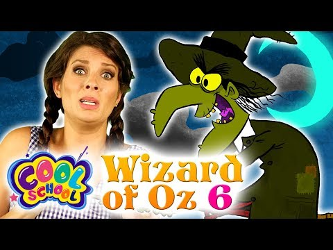 Wizard of Oz - NEW Chapter 6 | Story Time with Ms. Boosky at Cool School