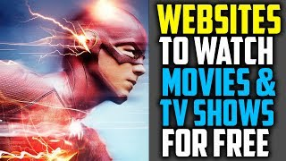 The BEST Websites to Watch Movies and TV Shows for Free 2017 | 123movies down?