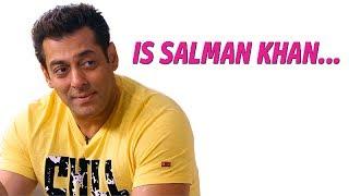 EXCLUSIVE  Salman Khan answers Google
