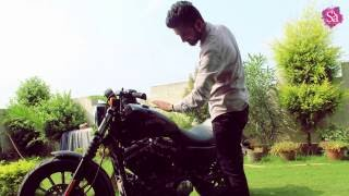 Latest Punjabi songs 2016 | Muchh | Sahil | Lyrical Video | New Punjabi Songs 2016 | Sa Records