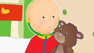 Caillou at the Doctor & more | Fun for Kids | Videos for Toddlers | Full Episode | Cartoon Movie