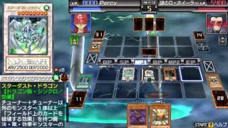 Yu-Gi-Oh Tag Force 6 Dark Synchro Xyz vs Vizor