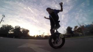 Unicycle Tricks (Dao Shani)