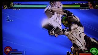 Marvel vs Capcom Infinite Character showcase 6: Gamora and Ghost Rider