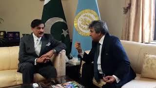Chaudhry abdul ghafoor khan meeting with R nasir janjua saab National security advisor pakistan