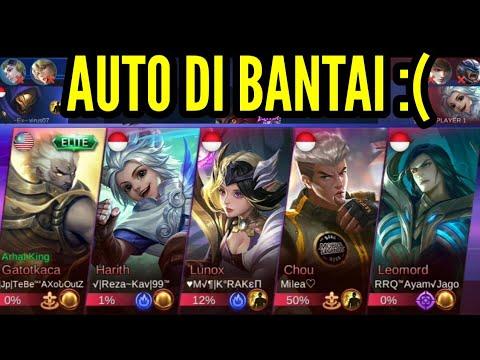 MUSUH DAPET HERO OP SMUA AUTO DI BANTAI
