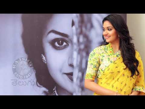 Beautiful Images Of Keerthi Suresh   Mahanati Movie   Unseen Images Of Keerthi Suresh