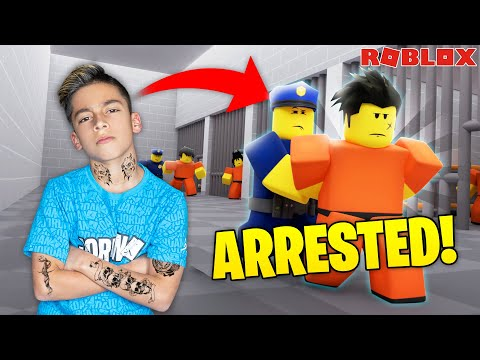 Ferran Joins a GANG Then Gets ARRESTED in Roblox Brookhaven Royalty Gaming