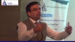 Mr  Mahavir Lunawat, Group Director of Pantomath Capital Advisors Pvt. Ltd.