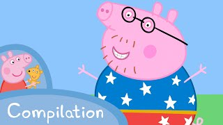 Peppa Pig - Daddy Pig compilation