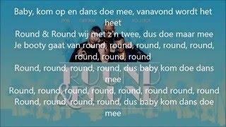 Round & Round - Dyna ft. Lil'Kleine, Bolle Bof, F1rstman LYRICS