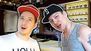 WIR BACKEN PIZZA!! | Hardi Tischt Auf