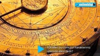 Yükselen burç nedir?   OnlineBilgiTV