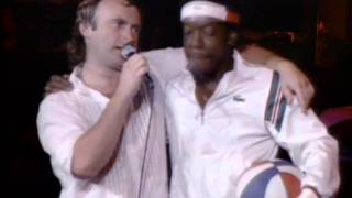 Phil Collins - No Ticket Required (Full Concert 1985) LD PAL