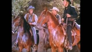 1952 Rose of Cimarron Burro Flats clip1 4min Bill Hall's house corral youtube