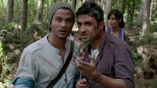 Kunal Khemu & Vir Das's fight with a Zoombie