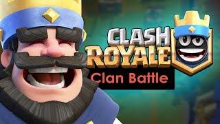 "ماتش كلاش رويال ""مسخرة"" | Clash Royale FUNNY match"